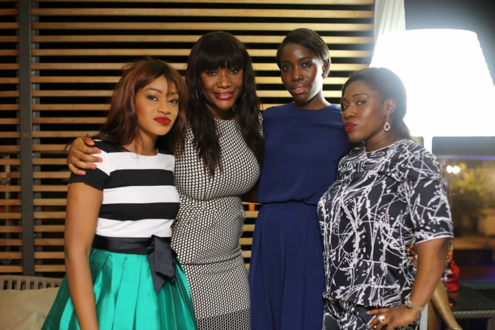 Aminah Sagoe Launches Emmaus Luxury Skincare Line in Lagos - Bellanaija - March2015065