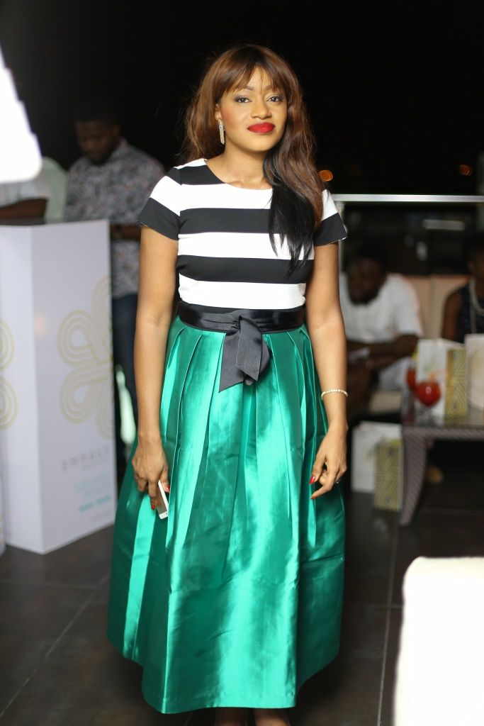 Aminah Sagoe Launches Emmaus Luxury Skincare Line in Lagos - Bellanaija - March2015066