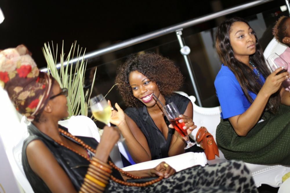Aminah Sagoe Launches Emmaus Luxury Skincare Line in Lagos - Bellanaija - March2015067