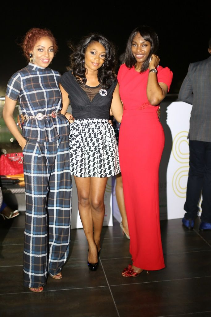 Aminah Sagoe Launches Emmaus Luxury Skincare Line in Lagos - Bellanaija - March2015069