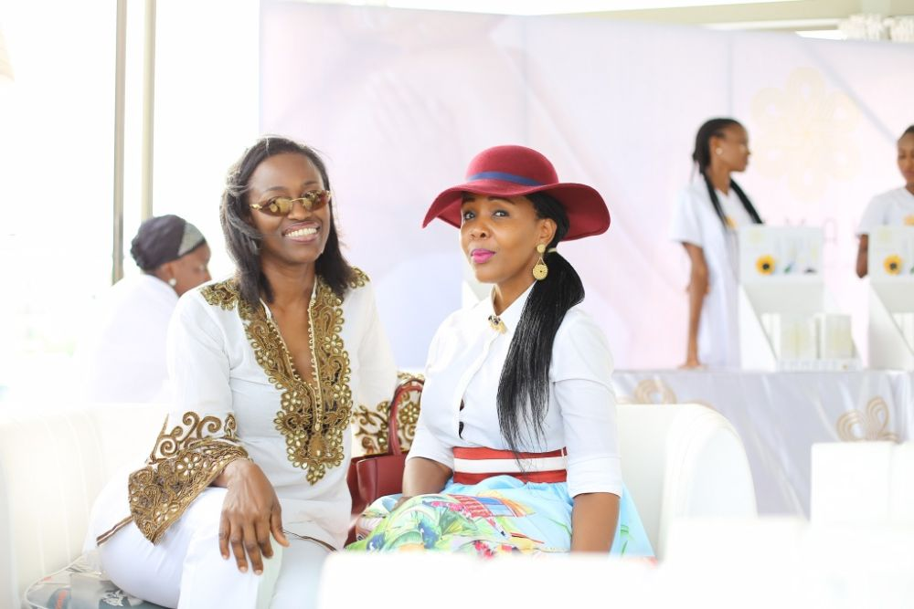 Aminah Sagoe Launches Emmaus Luxury Skincare Line in Lagos - Bellanaija - March2015070