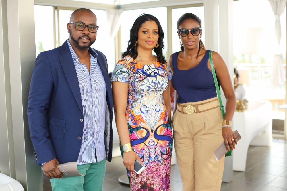 Aminah Sagoe Launches Emmaus Luxury Skincare Line in Lagos - Bellanaija - March2015072