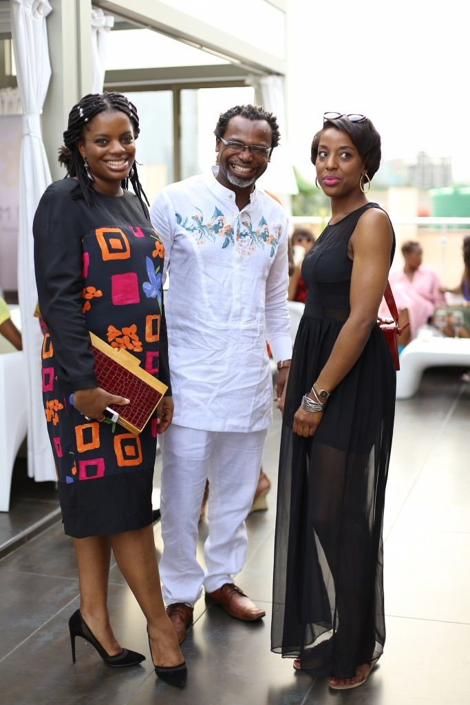 Aminah Sagoe Launches Emmaus Luxury Skincare Line in Lagos - Bellanaija - March2015077