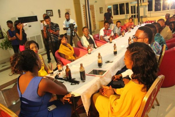 Amstel Malta Brand team welcomes the students