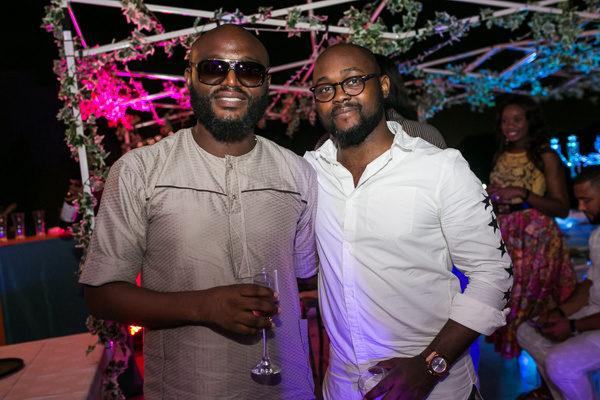Atunbi Adesanmi and Tunji Amure