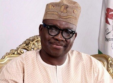 Image result for fayose photos