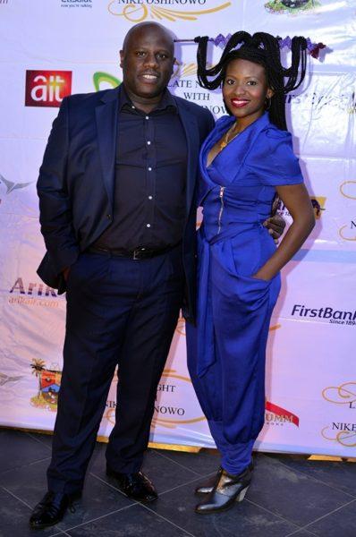 Baba Epega & Helen Isibor