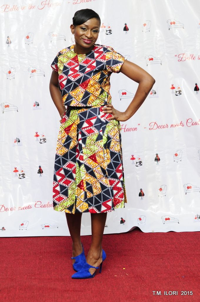 Belle in the Haven Event - Bellanaija - March2015028