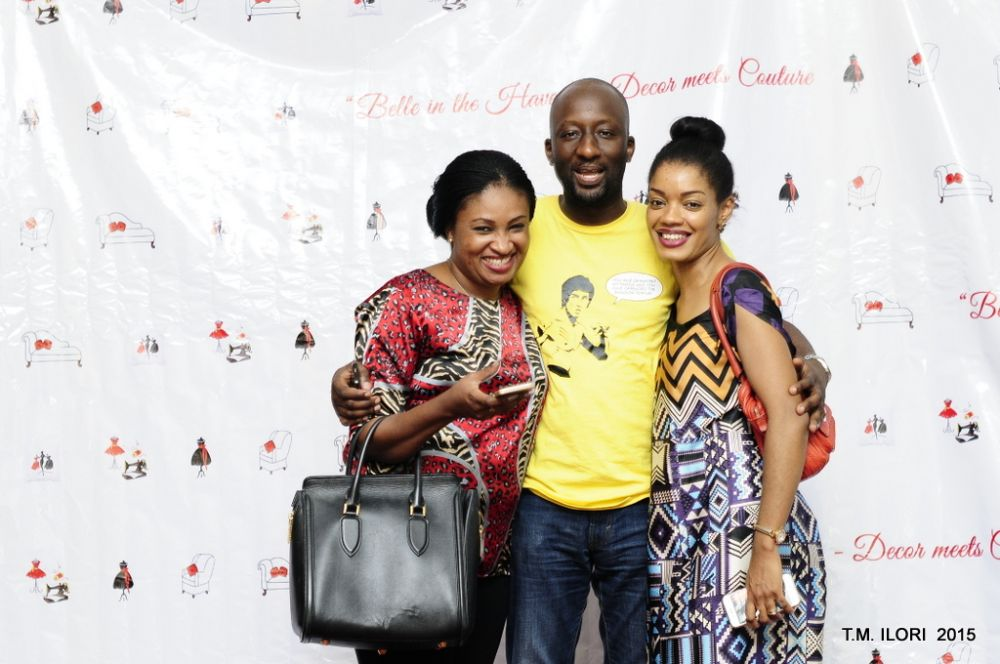 Belle in the Haven Event - Bellanaija - March2015074