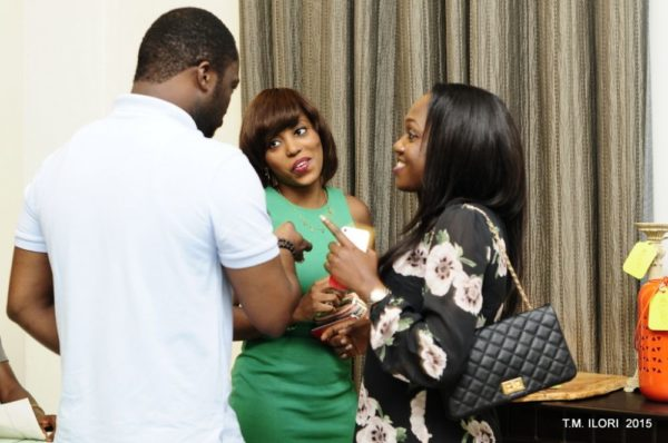 Belle in the Haven Event - Bellanaija - March2015075