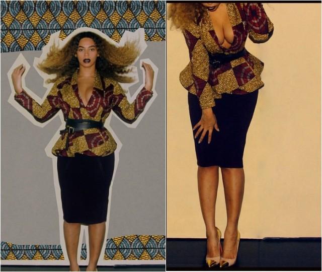 Beyonce Ankara - March 2015 4