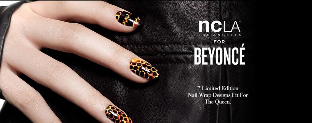 Beyonce Nail Wraps - BellaNaija - March 2015004