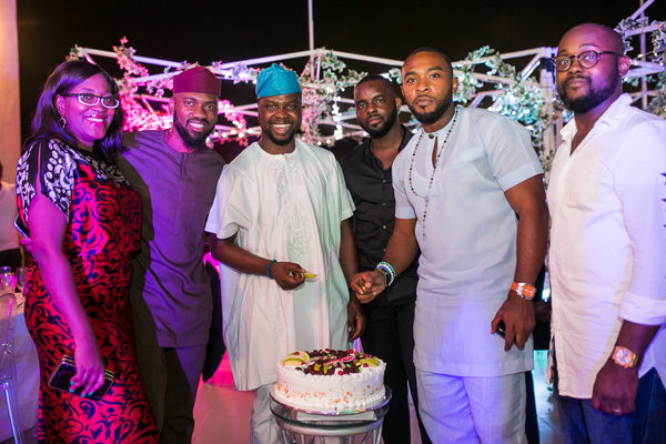 Chef Renee, Jay Chukwuemeka, Adebola Williams, Uy Omokaro, Eyinaya Igwe & Tunji Amure