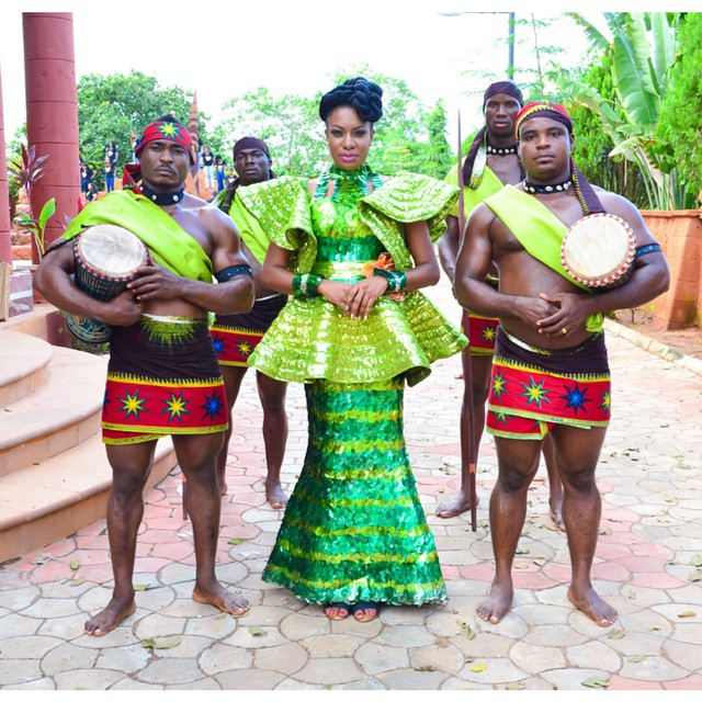 Image result for Chika Ike African Diva Reality TV Show Second Season 2