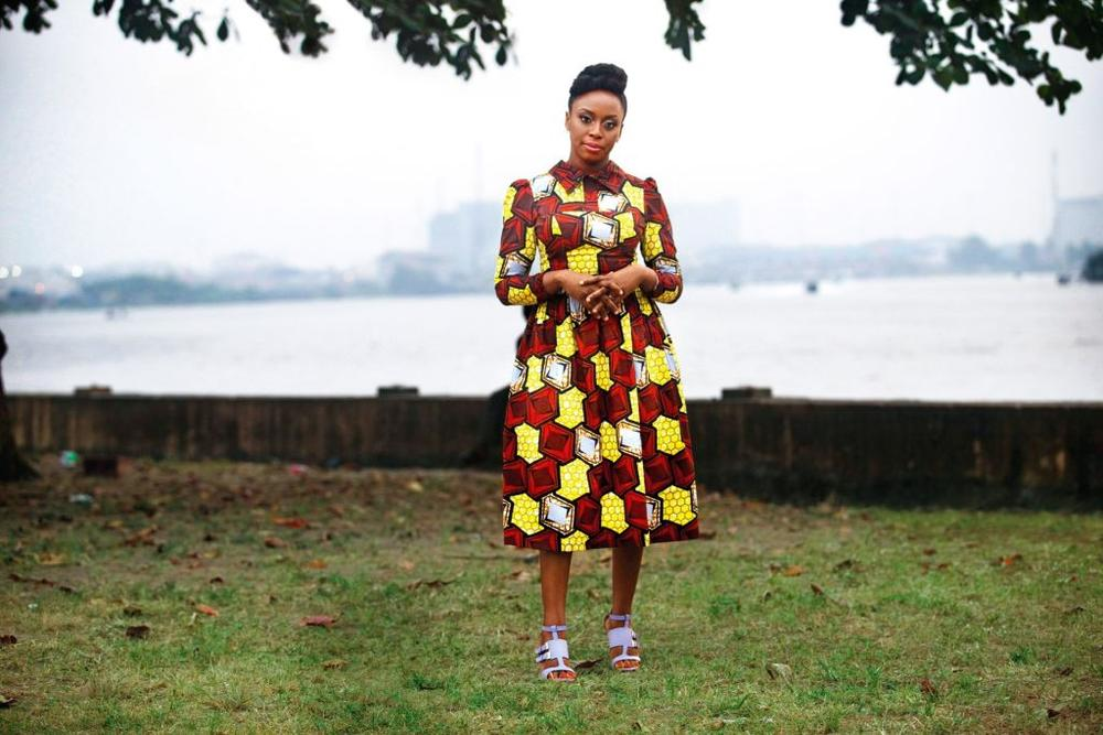 Chimamanda Ngozi Adichie for Vogue UK 2015 - BellaNaija - March 2015002