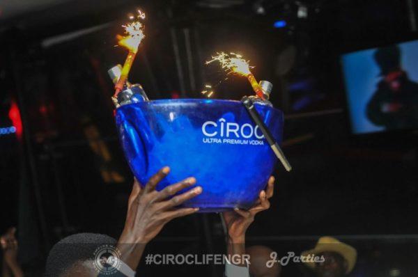 Ciroc Life Party February Edition - Bellanaija - March2015007