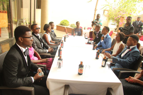 Cross Section of the students