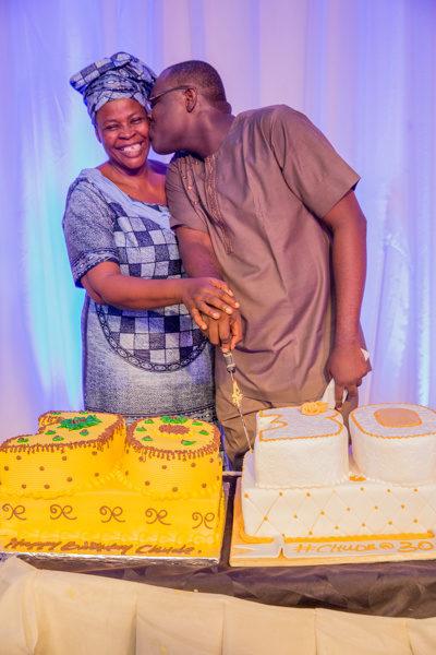 Chude Jideonwo & Mum, Ngozi Jideonwo