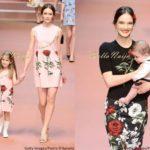 Dolce & Gabbana Milan Fashion Week 2015 - Bellanaija - March20150096