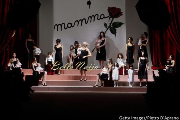 Dolce & Gabbana Milan Fashion Week 2015 - Bellanaija - March2015087