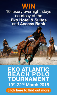Eko Atlantic Beach Polo Tournament - BellaNaija - March 2015