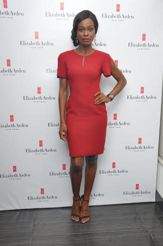 Adeola Ariyo (Elizabeth Arden Brand Ambassador for Africa)