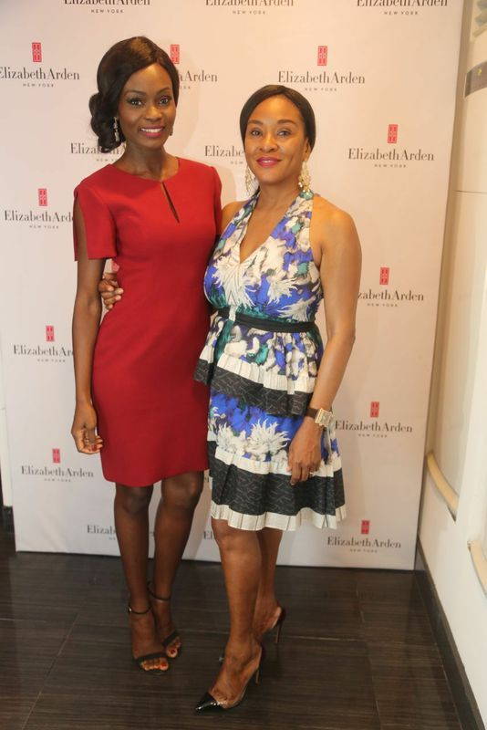 Elizabeth Arden Skincare and Foundation Launch in Nigeria - Bellanaija - March2015037