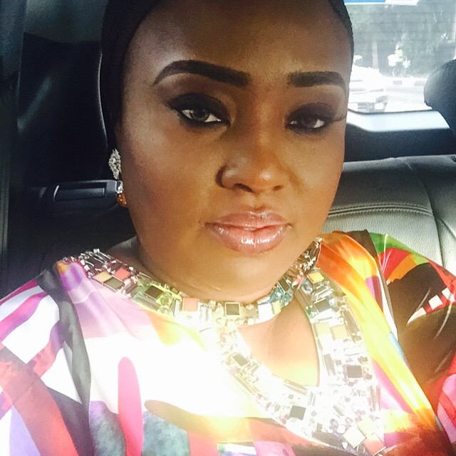 Emem Isong - March 2015 - While You Slept Premiere