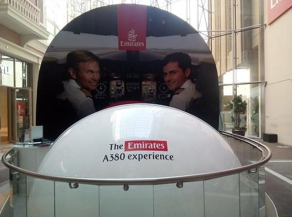 Emirates Flight Simulator 1