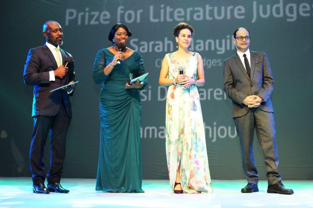 Etisalat Prize for Literature - Bellanaija - March2015033