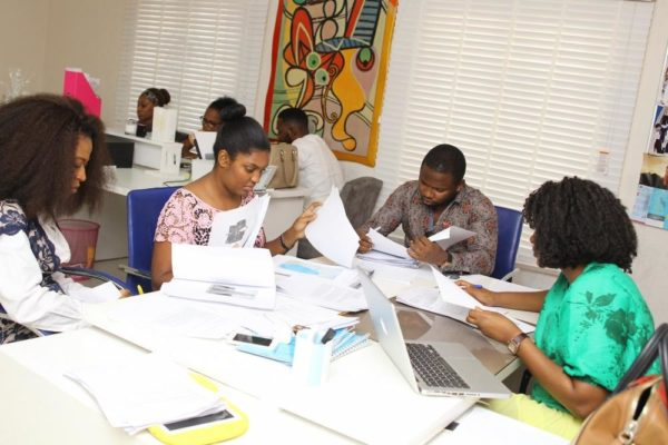 Selection Process: Ezinne Chinkata, Bolu Balogun, Ify Azubike and Godson Ukaegbu