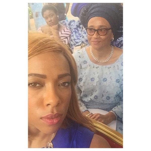 Fade Ogunro Mum