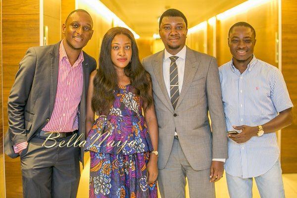 Ferdinand Adimefe, Saheed and Adebiyi Desalu