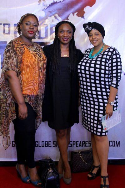 Feyi Mbanugo, Maro Majoroh & Fiona Hecksher