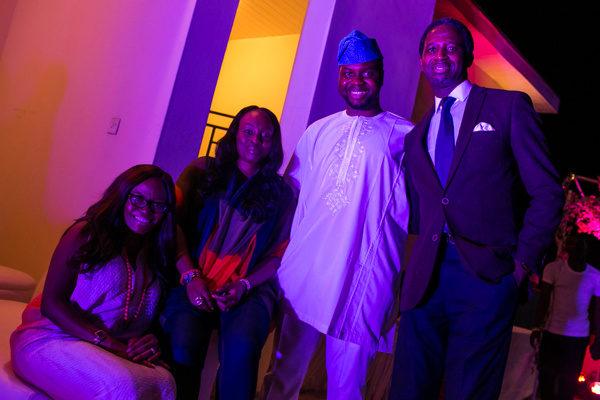 Funke Bucknor, Osayi Alile, Adebola Williams & Kola Oyeneyin