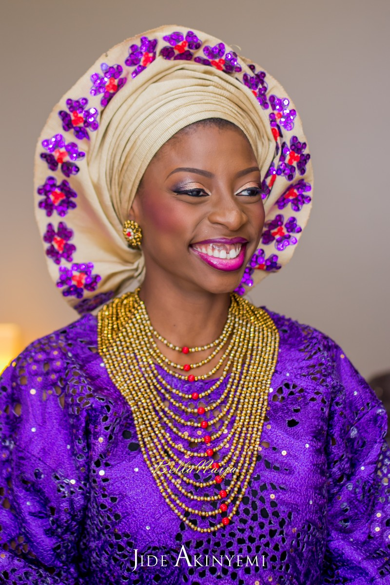 Gbeke & Femi's Yoruba Traditional Engagement in Lagos, Nigeria | Jide Akinyemi | BellaNaija15