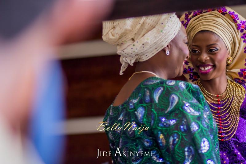 Gbeke & Femi's Yoruba Traditional Engagement in Lagos, Nigeria | Jide Akinyemi | BellaNaija18