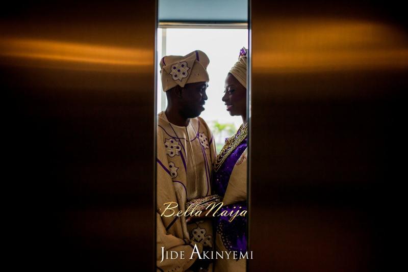 Gbeke & Femi's Yoruba Traditional Engagement in Lagos, Nigeria | Jide Akinyemi | BellaNaija22
