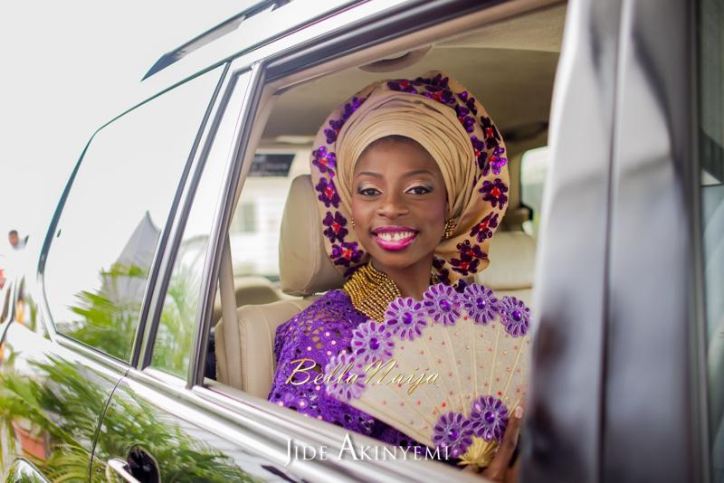 Gbeke & Femi's Yoruba Traditional Engagement in Lagos, Nigeria | Jide Akinyemi | BellaNaija29