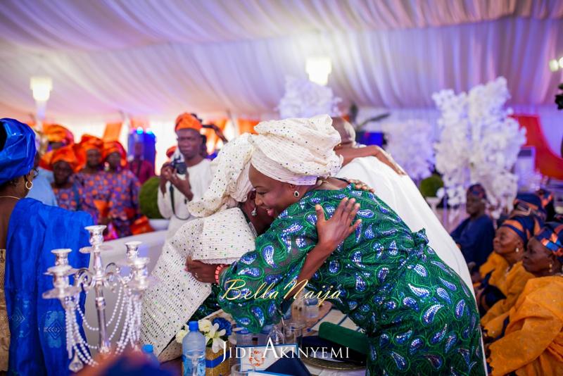 Gbeke & Femi's Yoruba Traditional Engagement in Lagos, Nigeria | Jide Akinyemi | BellaNaija32