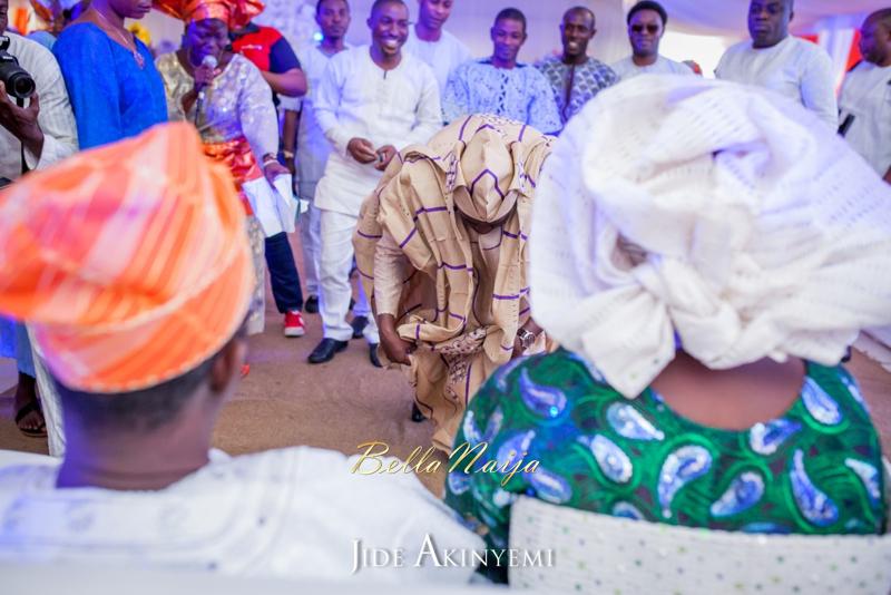 Gbeke & Femi's Yoruba Traditional Engagement in Lagos, Nigeria | Jide Akinyemi | BellaNaija37