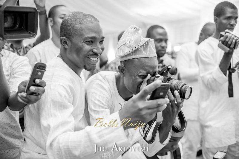 Gbeke & Femi's Yoruba Traditional Engagement in Lagos, Nigeria | Jide Akinyemi | BellaNaija39