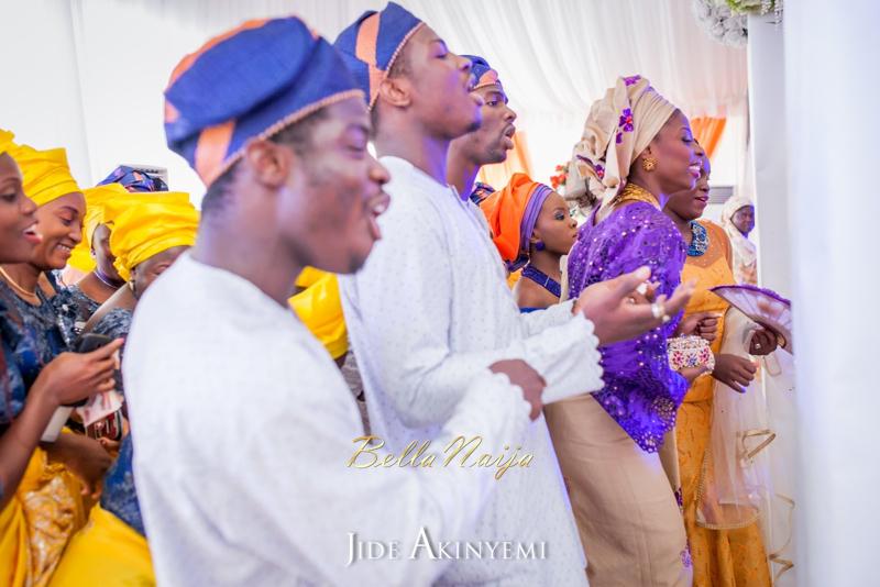 Gbeke & Femi's Yoruba Traditional Engagement in Lagos, Nigeria | Jide Akinyemi | BellaNaija40