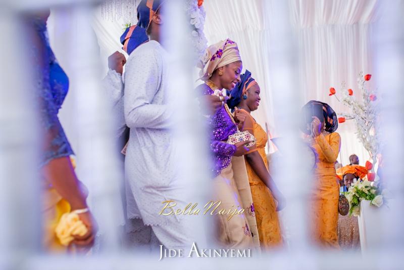 Gbeke & Femi's Yoruba Traditional Engagement in Lagos, Nigeria | Jide Akinyemi | BellaNaija41