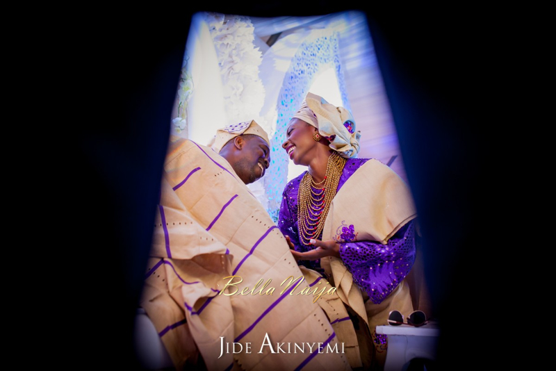 Gbeke & Femi's Yoruba Traditional Engagement in Lagos, Nigeria | Jide Akinyemi | BellaNaija51