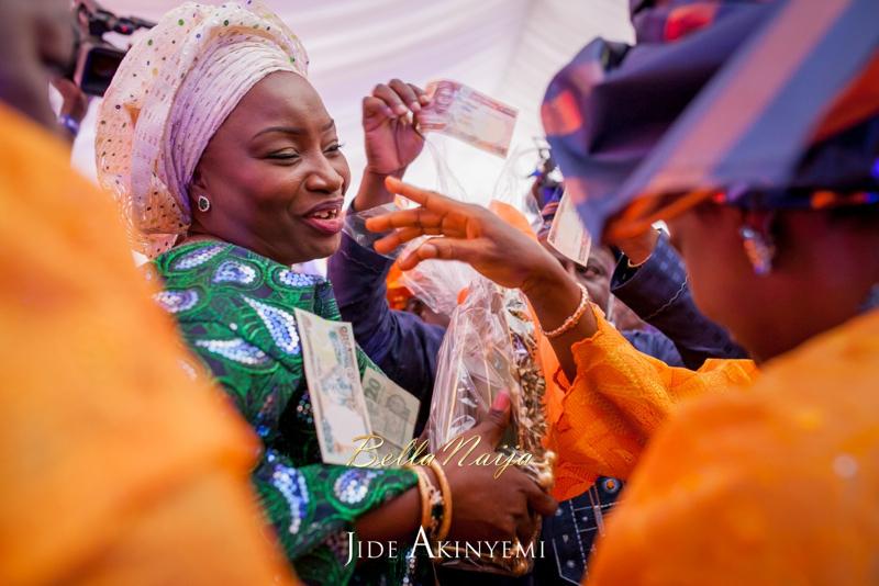 Gbeke & Femi's Yoruba Traditional Engagement in Lagos, Nigeria | Jide Akinyemi | BellaNaija54