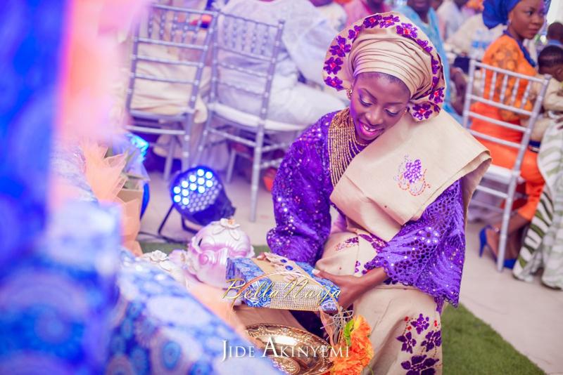 Gbeke & Femi's Yoruba Traditional Engagement in Lagos, Nigeria | Jide Akinyemi | BellaNaija57