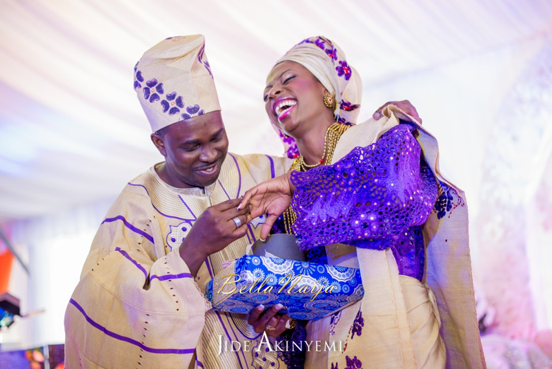 Gbeke & Femi's Yoruba Traditional Engagement in Lagos, Nigeria | Jide Akinyemi | BellaNaija58