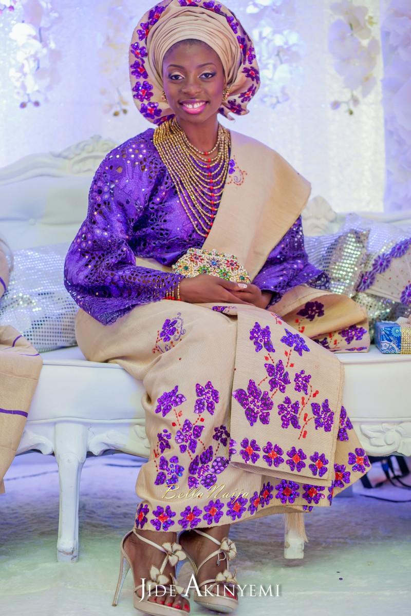 Gbeke & Femi's Yoruba Traditional Engagement in Lagos, Nigeria | Jide Akinyemi | BellaNaija59