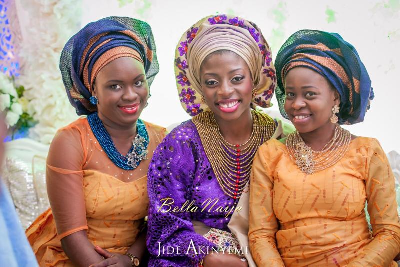 Gbeke & Femi's Yoruba Traditional Engagement in Lagos, Nigeria | Jide Akinyemi | BellaNaija61